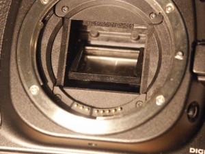 自己动手清洁单反相机的CMOS/CCD【转】