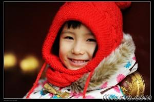 外婆的小红帽,妈妈的小公主,超美图~~~~(3 年, 5 月, 3 周, 3 天 总1272 天)