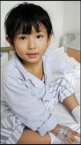 小宝贝第一次住院、第一次输液。(3年,3月,3周 总1208天)