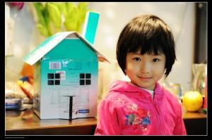 我爱我我家——妈妈完成幼儿园的作业!(3 年, 10 月, 1 周, 1 天 总1408 天)